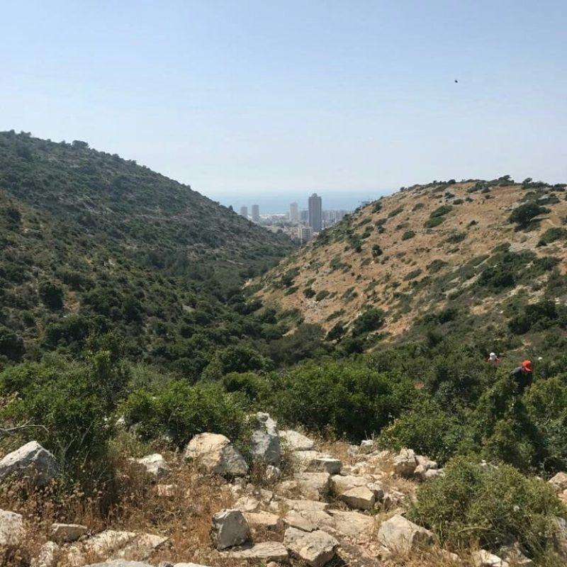 Galilée randonnée